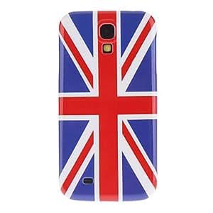GX Caso Inglaterra bandera nacional patrón duro, protectores de pantalla y lápiz para Samsung i9500 Galaxy S4