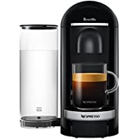 Breville Nespresso VertuoPlus Deluxe Coffee and Espresso Maker
