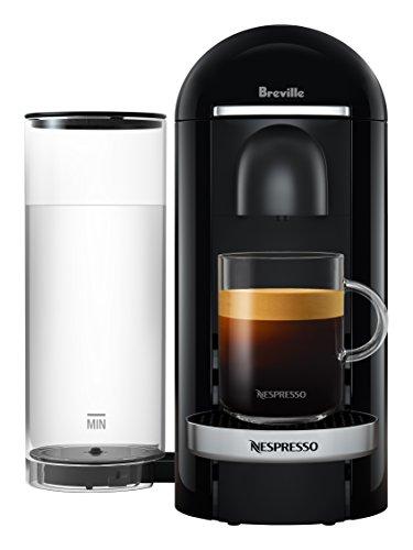 Nespresso VertuoPlus Black Deluxe by Breville