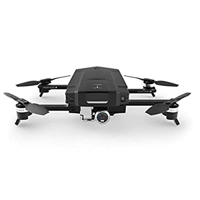 Thread_us GDU O2 UAV folding Quadcopter and 4K HD camera real-time viewing system GLONASS ultra remote control with GPS