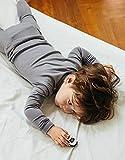 VAENAIT BABY Kids Long Sleeve Modal Sleepwear