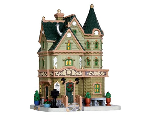 - Lemax Village Collection Weatherford House # 35520