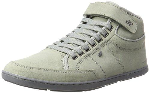 Boxfresh Herren Swich Blok Hohe Sneaker, Grau (Grau)