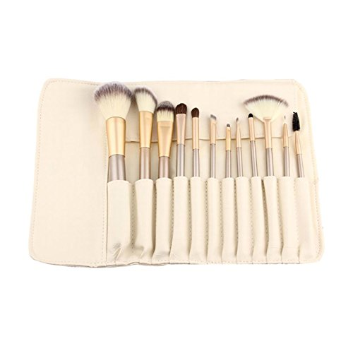 qihui-12pcs-makeup-brush-set-professional-wood-handle-premium-synthetic-kabuki-foundation-blending-b