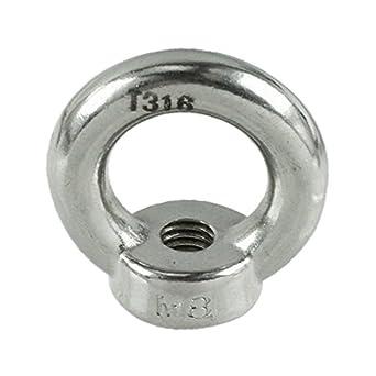 """320 1//4/"""" 316 stainless steel bearing balls 12 oz"""