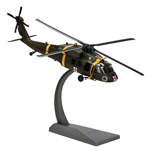 (UH-60 Black Hawk 377th Medical Company, South Korea, April 2007 1/72 Die Cast Model)