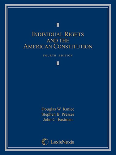 Individual Rights and the American Constitution (2014)