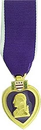 Purple Heart-MINI MEDAL