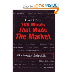 100 minds that made the market - 1