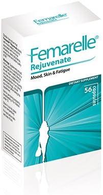 Femarelle Rejuvenate Capsules 56 Count product image
