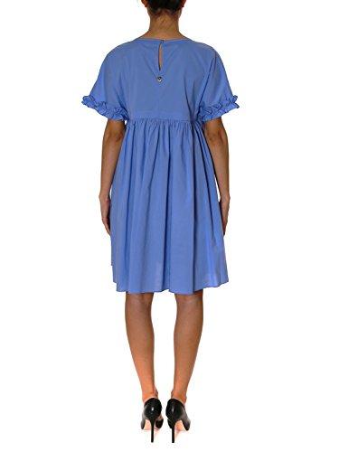 Kleid dunkelblau baumwolle