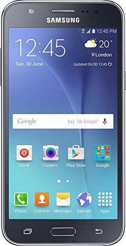 Cheap Unlocked Cell Phones Samsung Galaxy J7 J700M, 16GB, Dual SIM LTE, Factory Unlocked - Black..