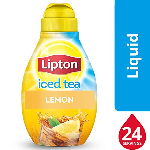 Lipton Liquid Iced Tea Mix, Lemon 2.43 oz ()