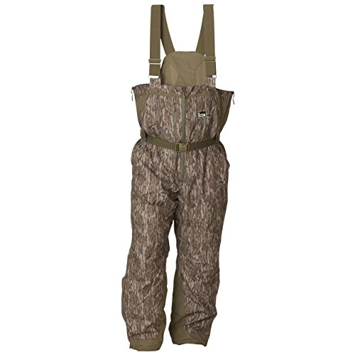 BANDED Squaw Creek Insulated Bib, Mossy Oak Bottomland, Large by Banded (Image #1)