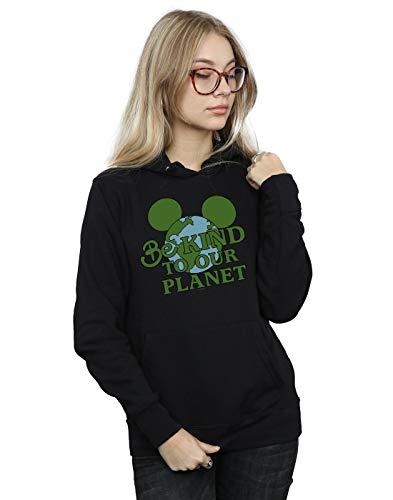 Mickey Capucha Kind Negro Mujer Be Mouse Disney 5UFq1w