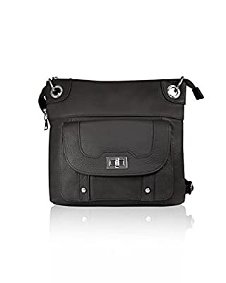 Ladies' Gun Concealment Crossbody Bag