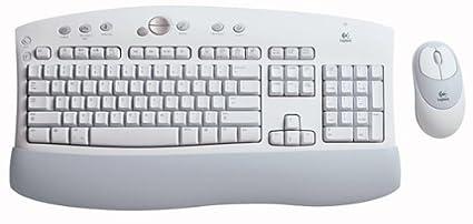 Logitech Cordless Access Keyboard 64x