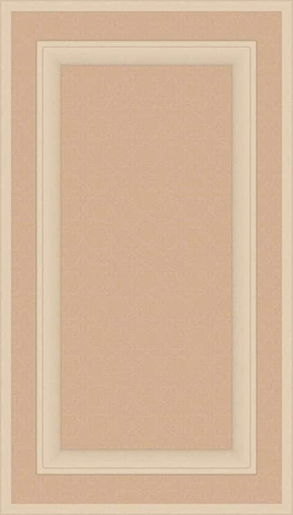 Kendor Unfinished Mdf Cabinet Door Square With Raised Panel 28h X