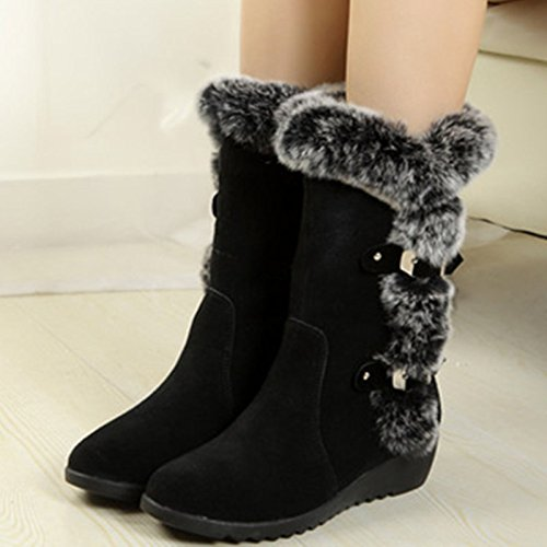 Winter Boots Comfortable Warm Boots RUGAI-UE