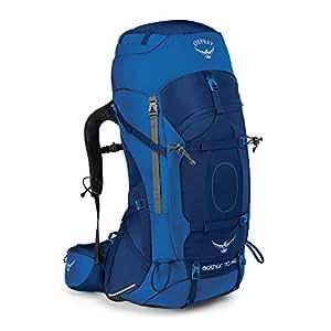 Osprey Aether AG 70 Men's Backpacking Pack - Neptune Blue (LG)