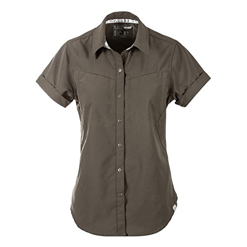 5.11 Women'sn Freedom Flex ss shirt Grenadine, Small by 5.11