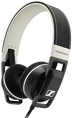Sennheiser Urbanite Galaxy On-Ear Headphones – Black