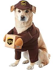 Brown_UPS PAL Dog Costume