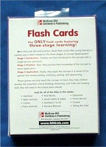 Plants We Eat Flash Cards by McGraw-Hill, Includes 40 Two-Sided Flash Cards with Bonus Progress Chart by McGraw Hill (Image #1)
