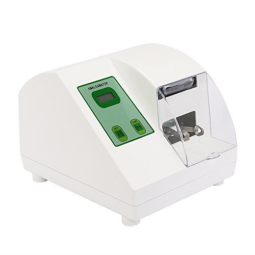Digital Amalgamator Amalgam Mixer Capsule Equipment New HL-AH G5 CE supply by Super Quality by Super Dental
