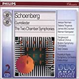 Schoenberg: Gurrelieder / The Two Chamber Symphonies ~ Ozawa / Inbal