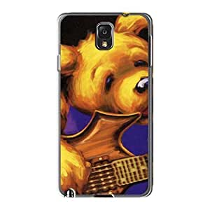 Shock-Absorbing Cell-phone Hard Cover For Samsung Galaxy Note3 (Pfj13647UqvD) Unique Design Nice Grateful Dead Image