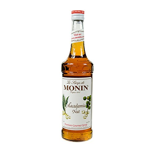 (Monin Macadamia Nut Drink Syrup, 750mL (01-0025) Category: Drink Syrups )