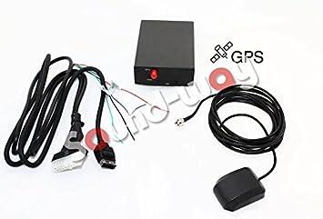 Cubierta módulo Navigation GPS opcional para radio Pioneer: Amazon.es: Electrónica