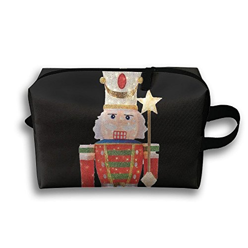 Man Being Carried Costume (Printing Soldier Figurine nutcracker ballet Portable Travel Cosmetic Bags Pencil Case Storage Pouch Bag Cosmetic Pouch Pouch Tools Tote Shopping Bag For Mens Womens Young Christmas Gifts)