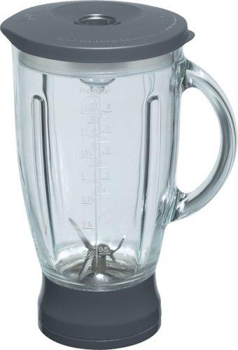 küchenmaschine mit glas mixer