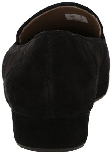 Ecco ECCO AUCKLAND - bailarinas cerradas de cuero mujer Negro (BLACK5001)