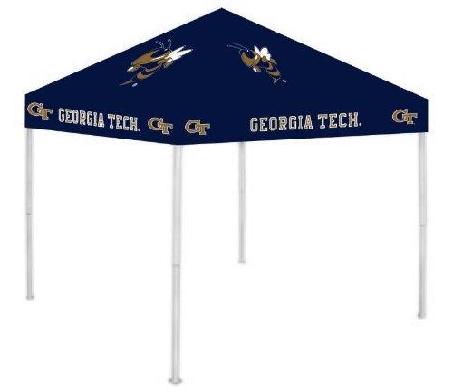 Rivalry NCAA Georgia Tech Yellow Jackets Canopy
