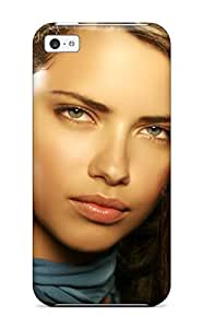 5181049K70210178 durable Protection Case Cover For Iphone 5c(adriana Lima 5)