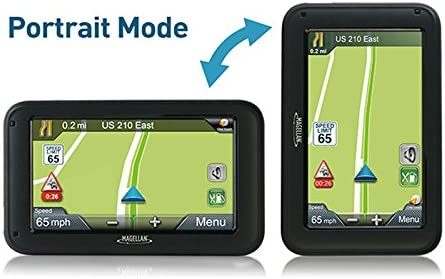 "Magellan RoadMate 5320-LM 5/"" Portable GPS Set US//CAN//PR Lifetime Maps Navigation"