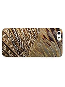 iPhone 5&5S Case - Photography - Feathers 3D Full Wrap