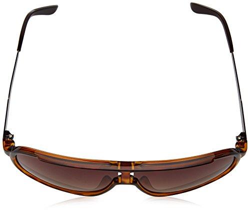 a136078dd5d Amazon.com  Carrera New Safari KME Havana   Brown New Safari Visor  Sunglasses Lens Category  Clothing