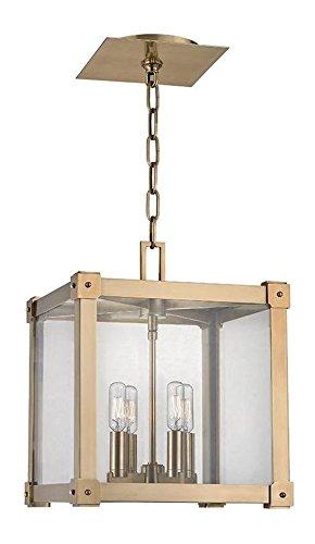 (Aged Brass Forsyth 4 Light 12