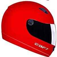 Capacete New Ebf 7 Solid 56/Vermelho
