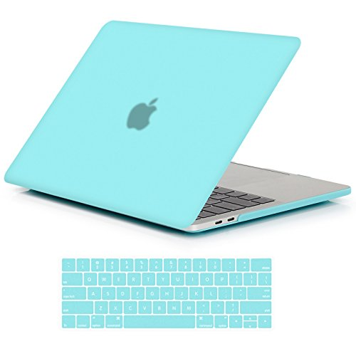 Macbook iCasso Protective Keyboard Cover Turquoise
