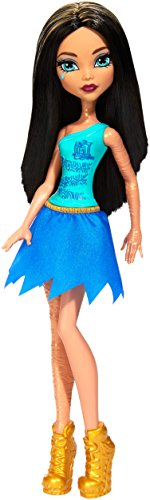Monster High Cheerleading Cleo De Nile Doll ()