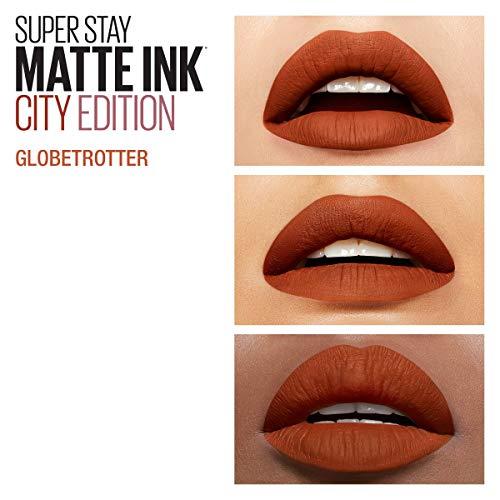 Maybelline New York Superstay Matte Ink City Edition Liquid Lipstick