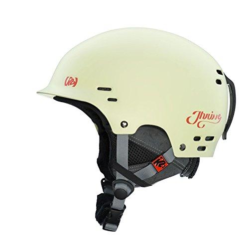 K2 Thrive Ski Helmet, Sand, Medium