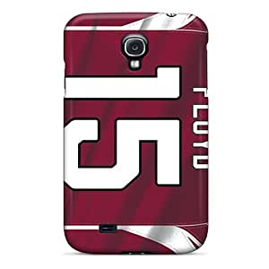 Awesome Arizona Cardinals Flip Case With Fashion Design For Galaxy S4