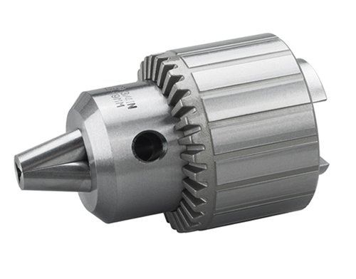 Milwaukee 48-66-2085 3/4-Inch Keyed Chuck for #3 Taper Slot Spindle with Chuck Key ()