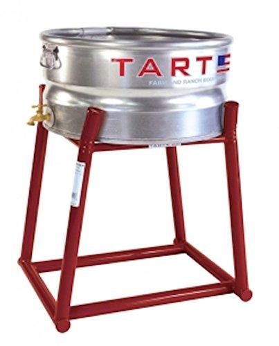 Galvanized Canning Tank w/Spigot - GCT21S by Canning Tank w/spigot